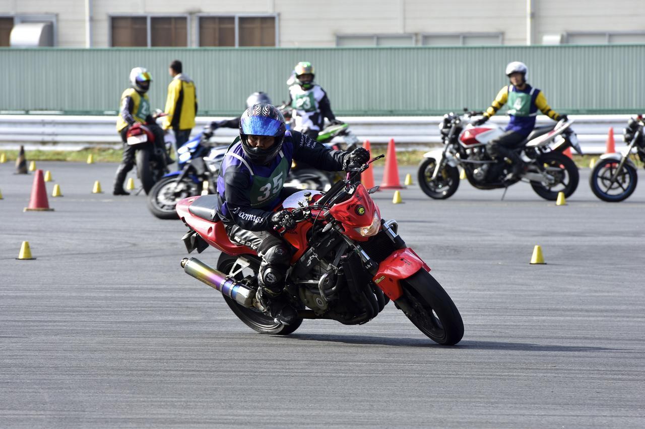 Images : 21番目の画像 - 2018オートバイ杯ジムカーナ第5戦 フォトレポート(その2) - webオートバイ