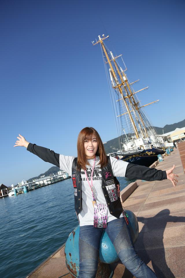 画像: ゲストには、国友愛佳さん!