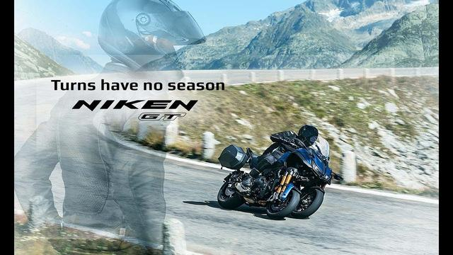 画像: New Yamaha NIKEN GT. Turns have no season www.youtube.com