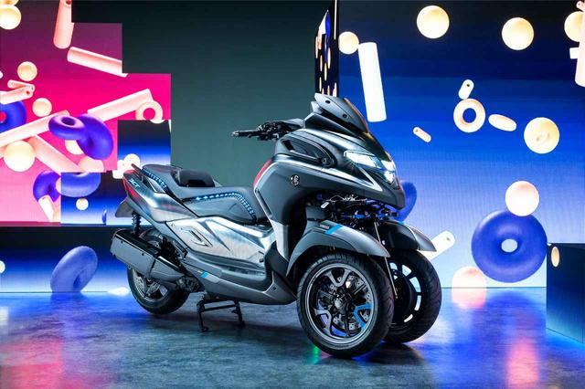 画像: 日本での登場は250ccになると思われるLMWの新型