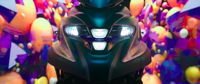画像: ヘッドライトの点き方も特徴的。市販車となった時にどこまでそのままでいけるのか、気になります。