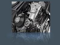 画像: 2019 CB500X Overview - Honda Powersports