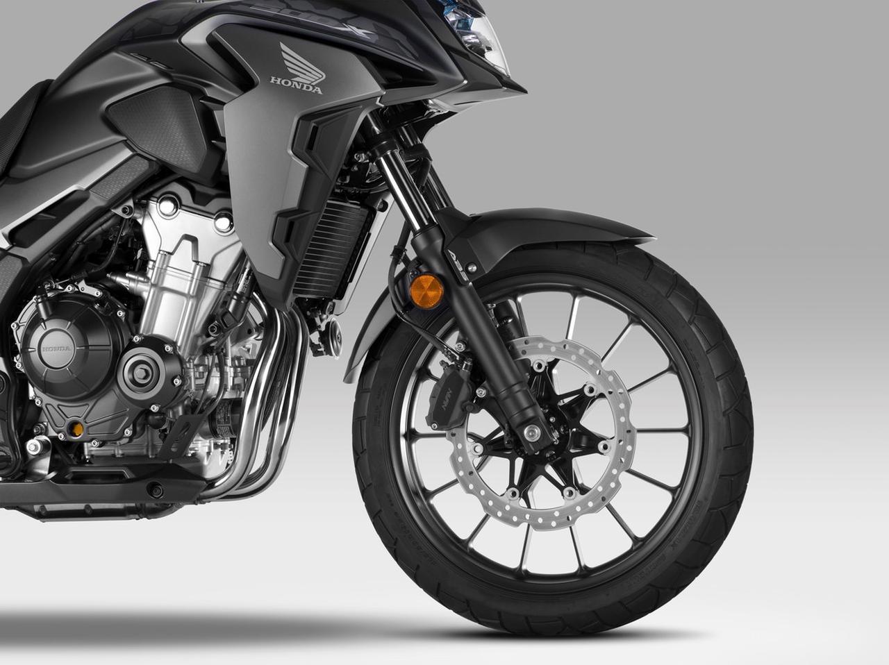 画像2: 日本では400Xとして発売予定の期待の1台
