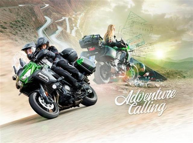 画像: Kawasaki Motors Europe N.V. - Motorcycles, Racing and Accessories