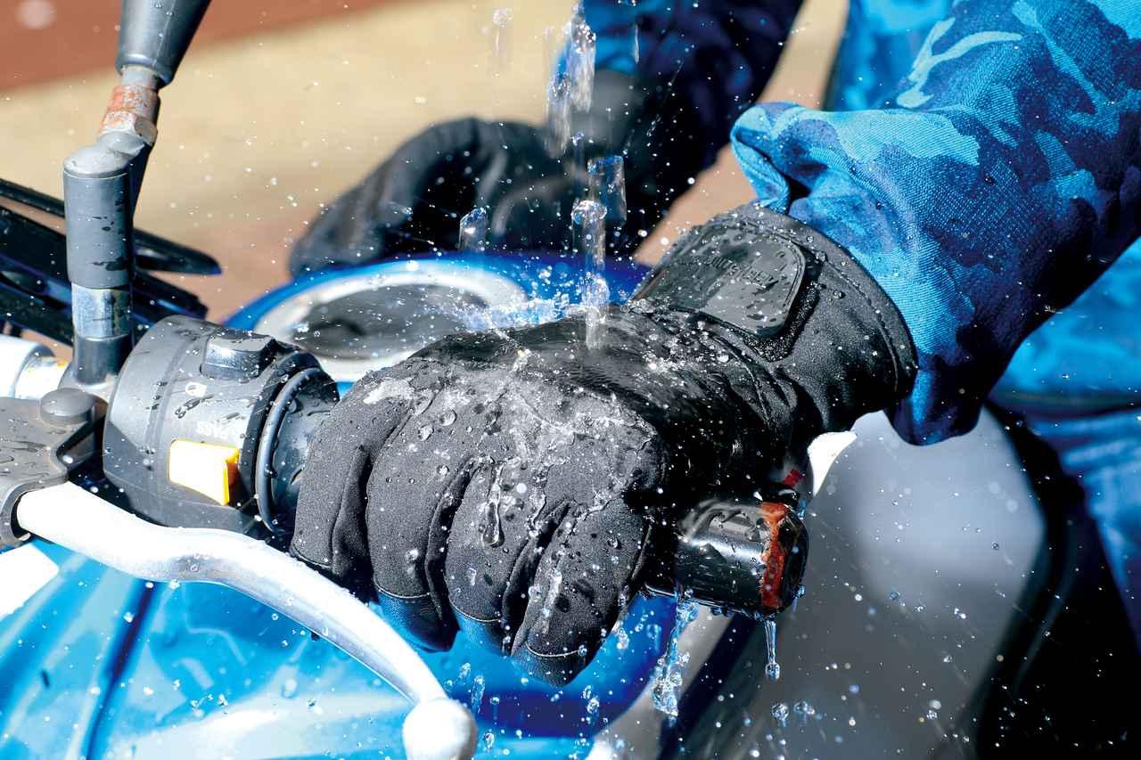 Images : 6番目の画像 - 360°リフレクト透湿防水防寒ジャケット - webオートバイ