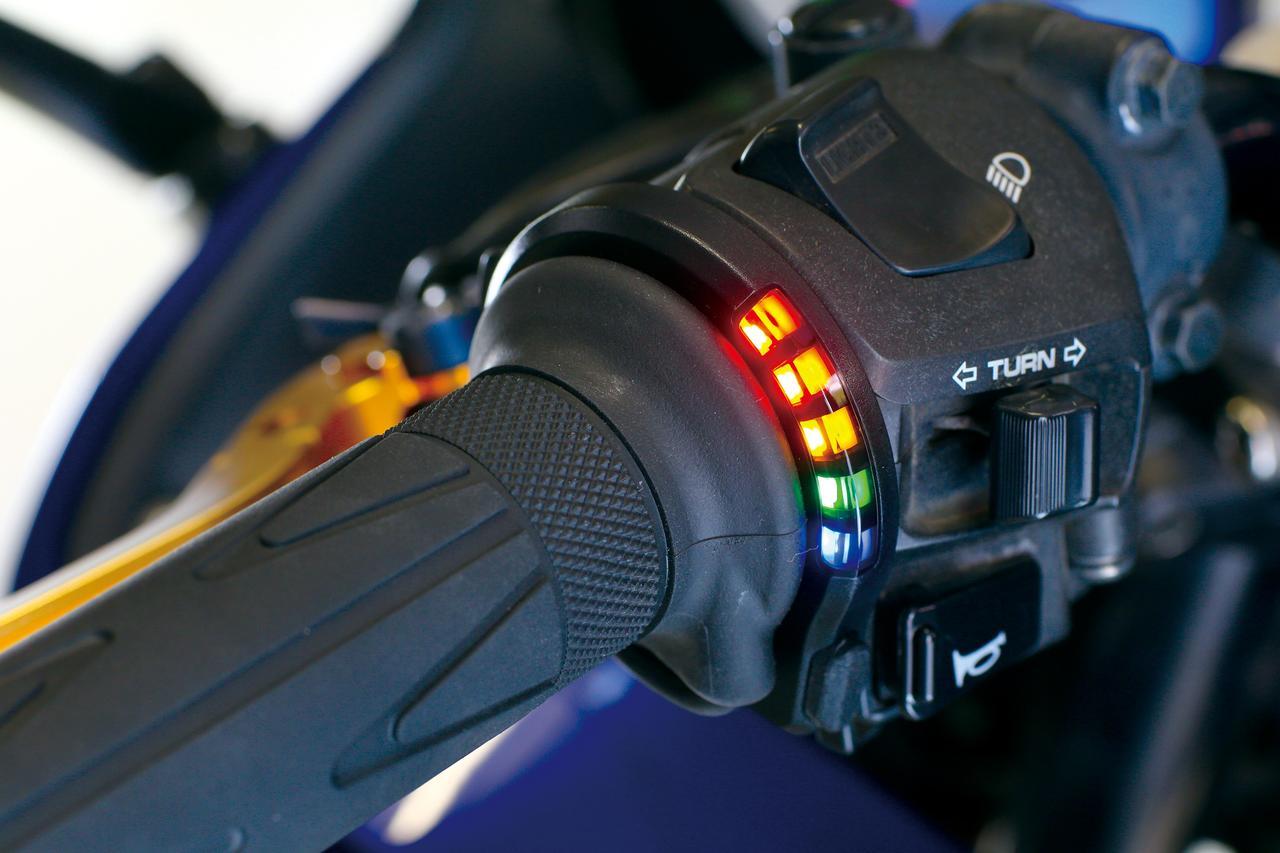 Images : 3番目の画像 - グリップヒーター SP120 - webオートバイ