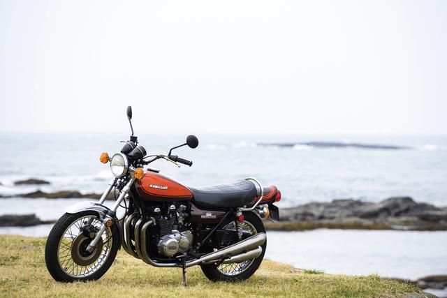 画像: 40年以上も前のオートバイが今でも憧れのトップブランド当のカワサキも思うまい。