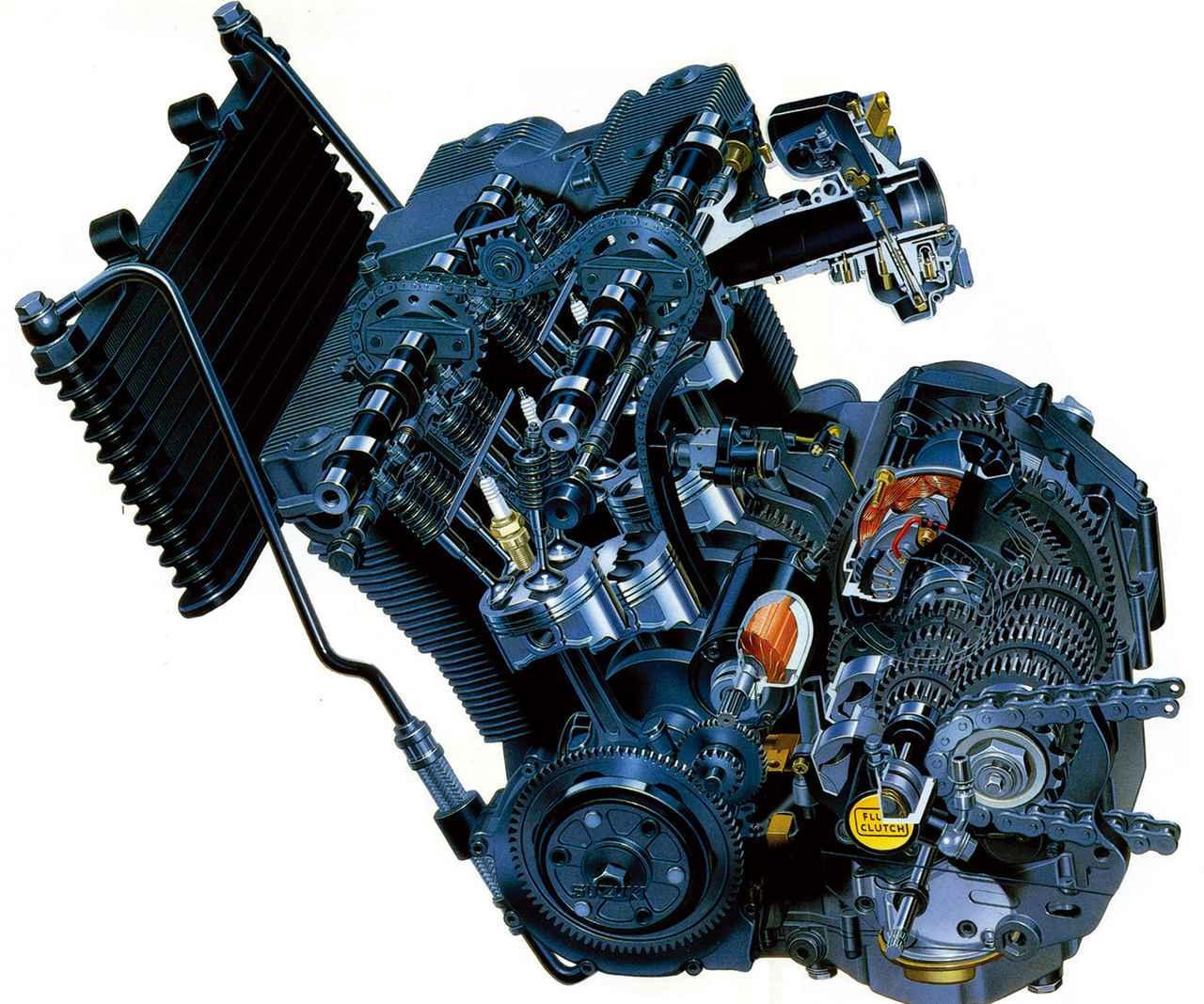 Images : 2番目の画像 - GSX-R750 - webオートバイ