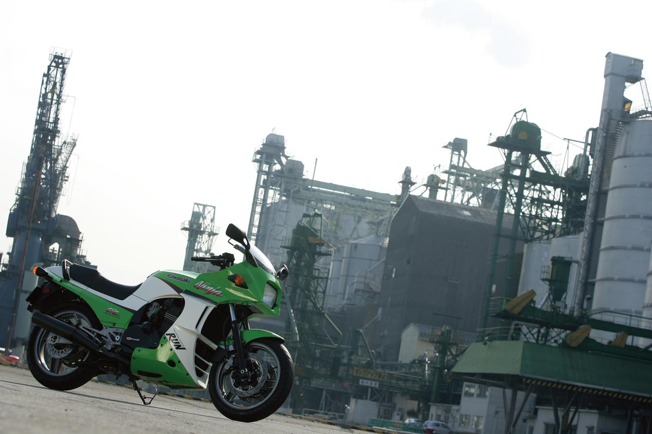 Images : 1番目の画像 - GPz900R NInja - webオートバイ