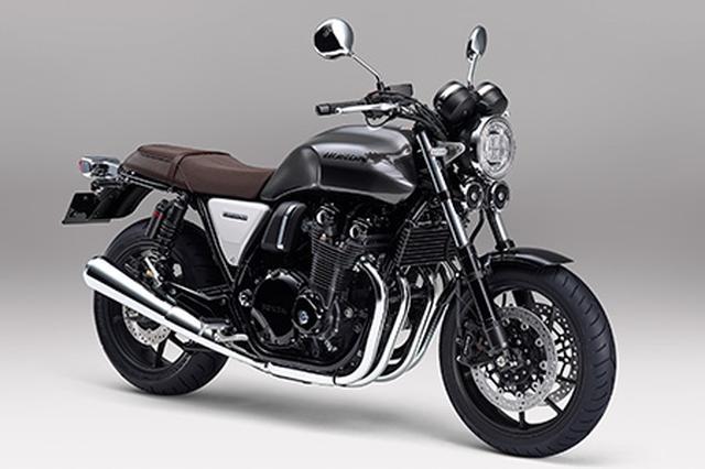 画像: 大型ロードスポーツモデル「CB1100 RS」により重厚感を高めたモノトーン調のカラーリングを新たに追加し発売