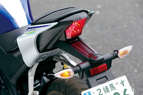Images : 7番目の画像 - YZF-R15 - webオートバイ