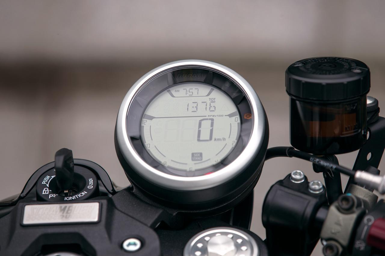Images : 7番目の画像 - DUCATI Scrambler Café Racer - webオートバイ