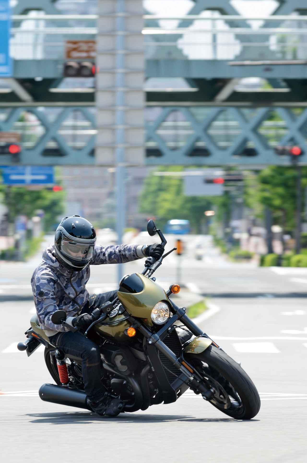 Images : 7番目の画像 - HARLEY-DAVIDSON STREET ROD[XG750A] - webオートバイ