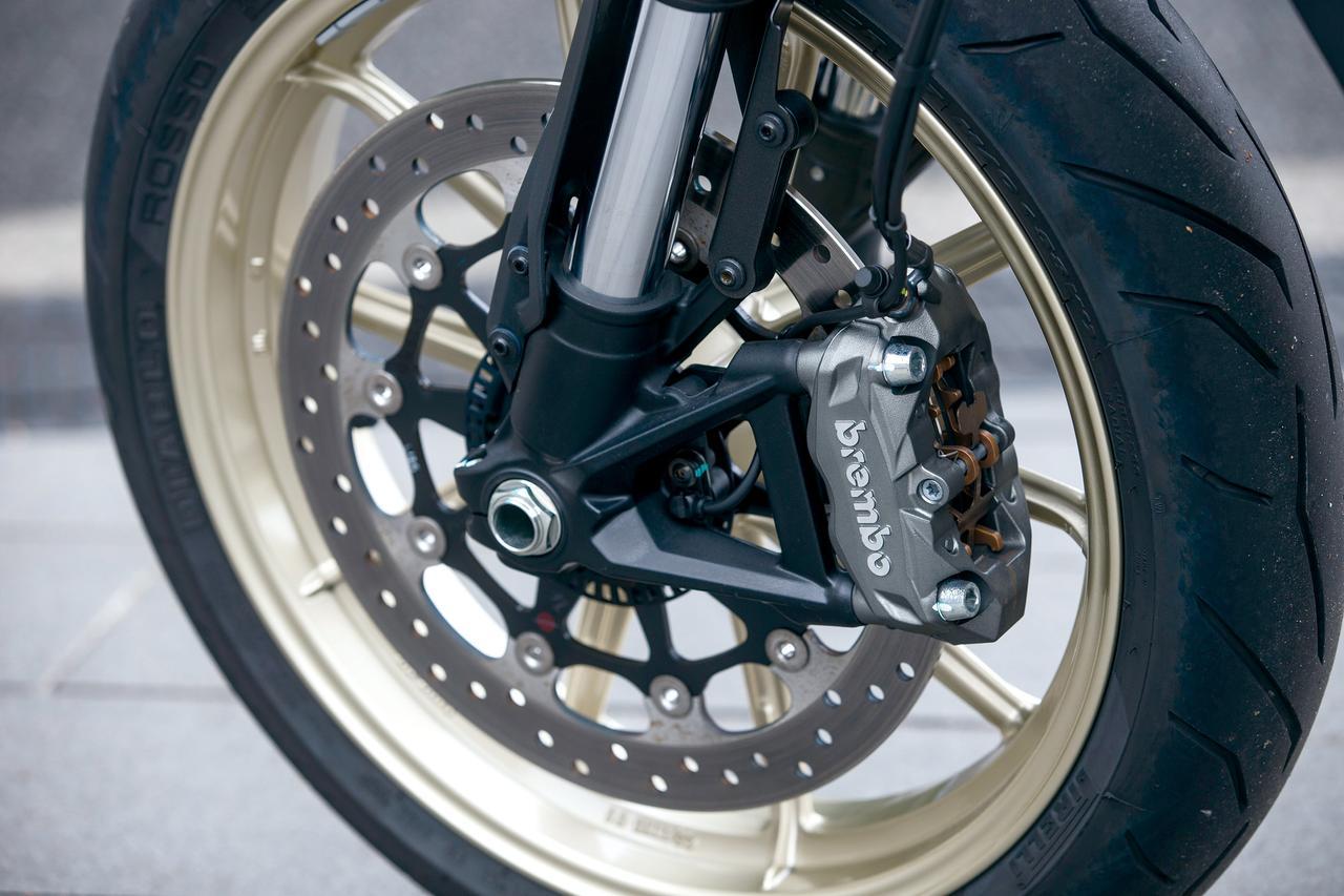 Images : 12番目の画像 - DUCATI Scrambler Café Racer - webオートバイ