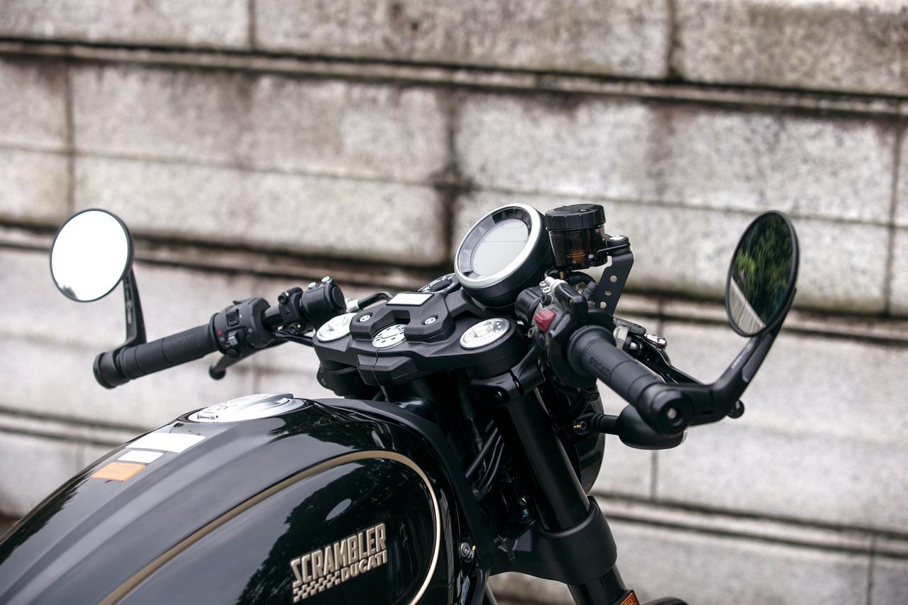 Images : 8番目の画像 - DUCATI Scrambler Café Racer - webオートバイ