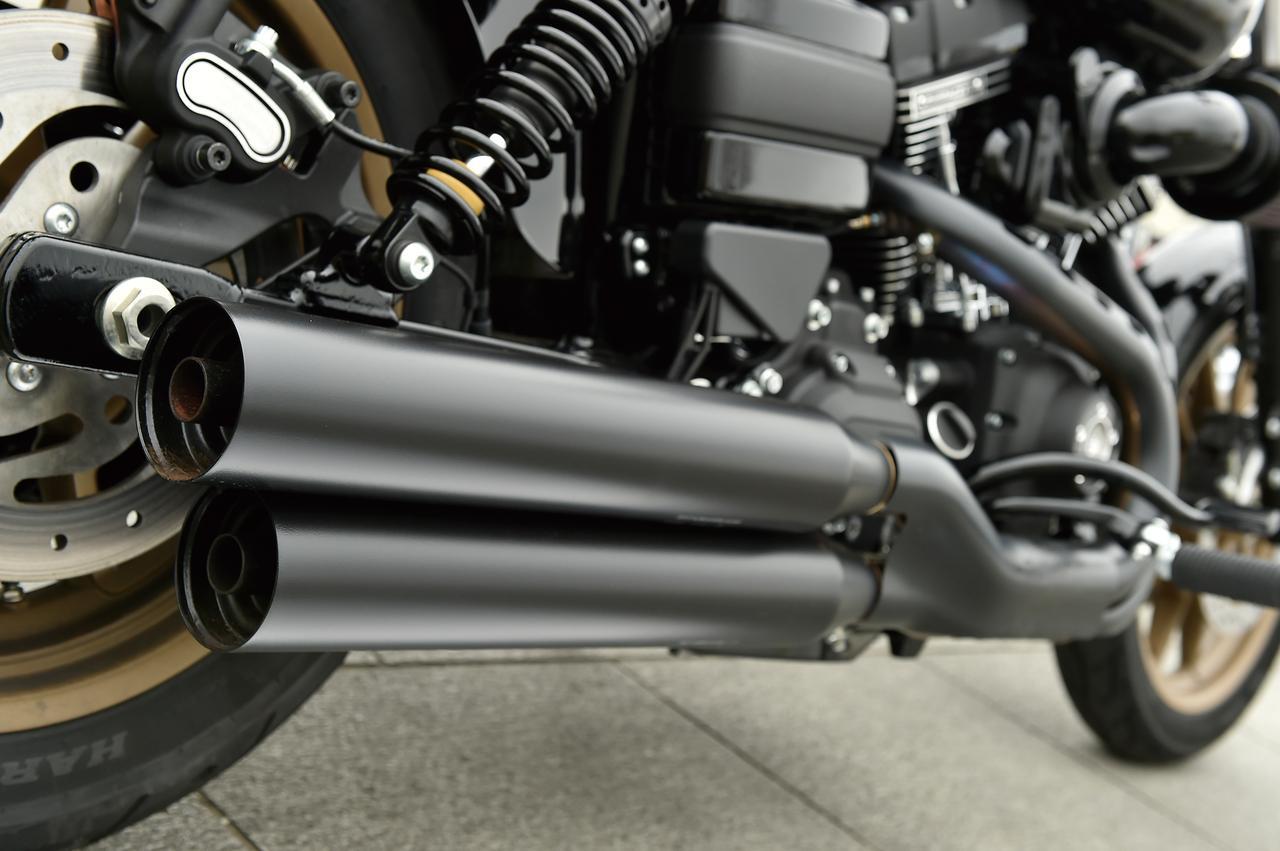Images : 15番目の画像 - HARLEY-DAVIDSON LOW RIDER S - webオートバイ