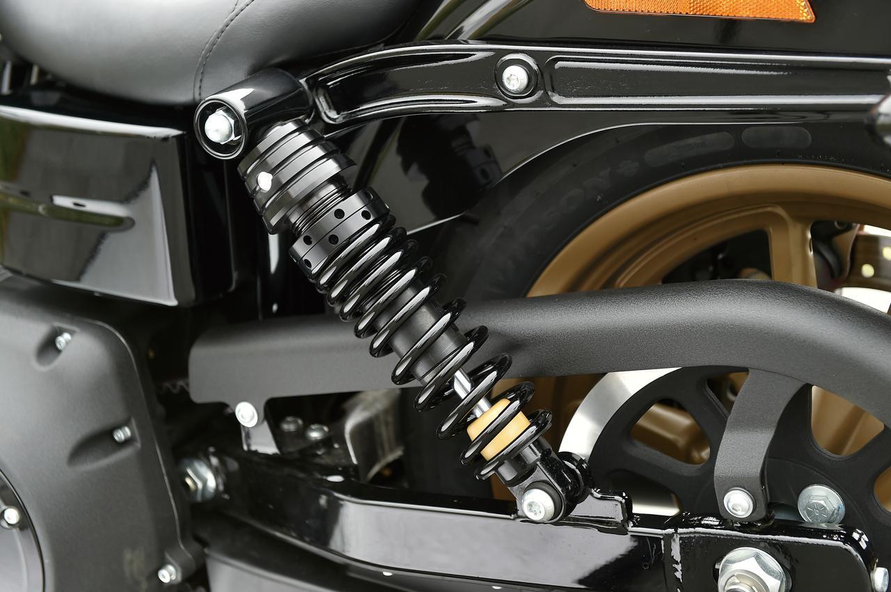 Images : 18番目の画像 - HARLEY-DAVIDSON LOW RIDER S - webオートバイ