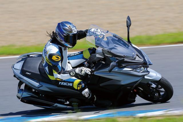 画像: 最高の技術と装備で高次元の走りを実現!