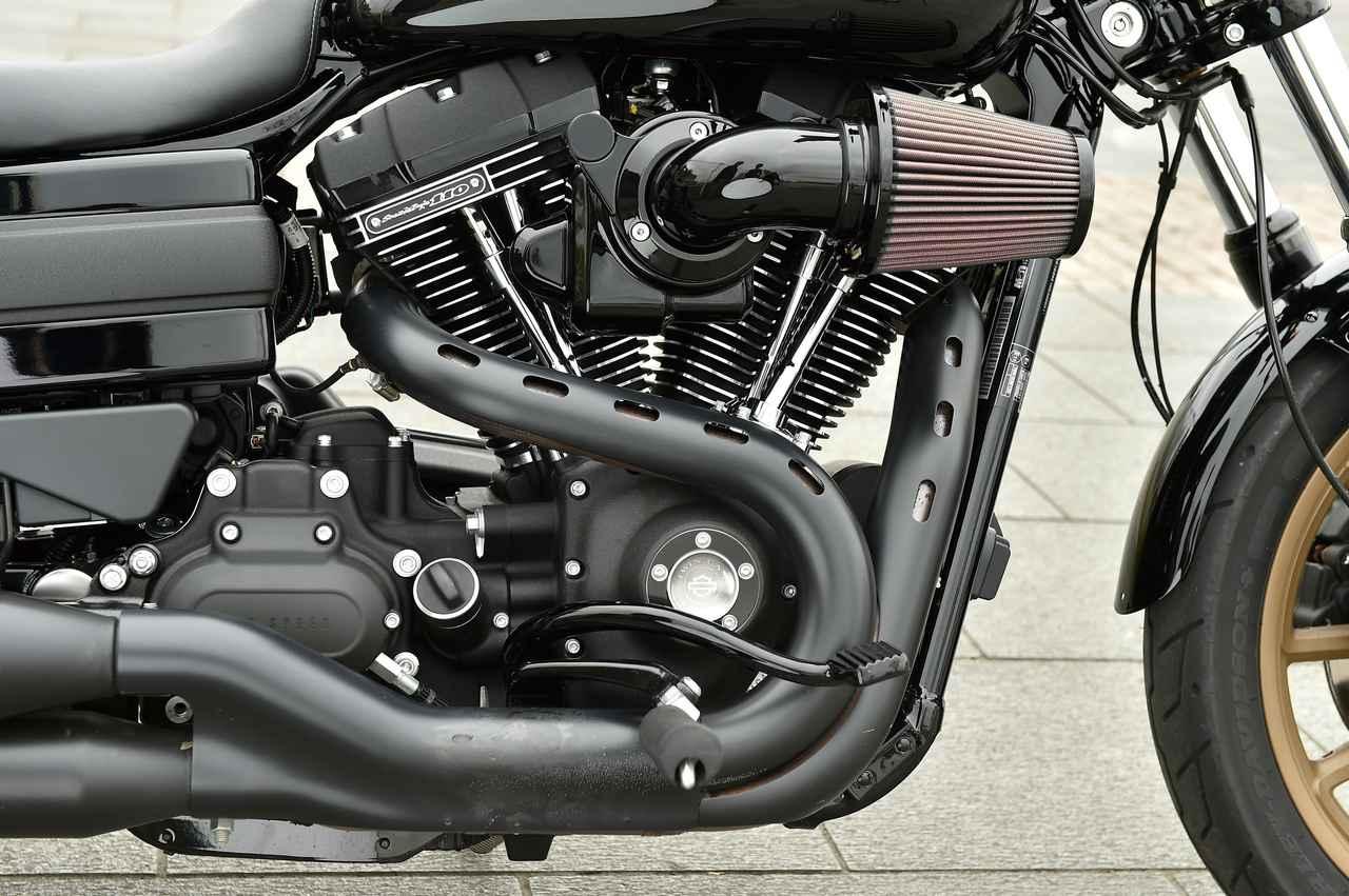 Images : 13番目の画像 - HARLEY-DAVIDSON LOW RIDER S - webオートバイ