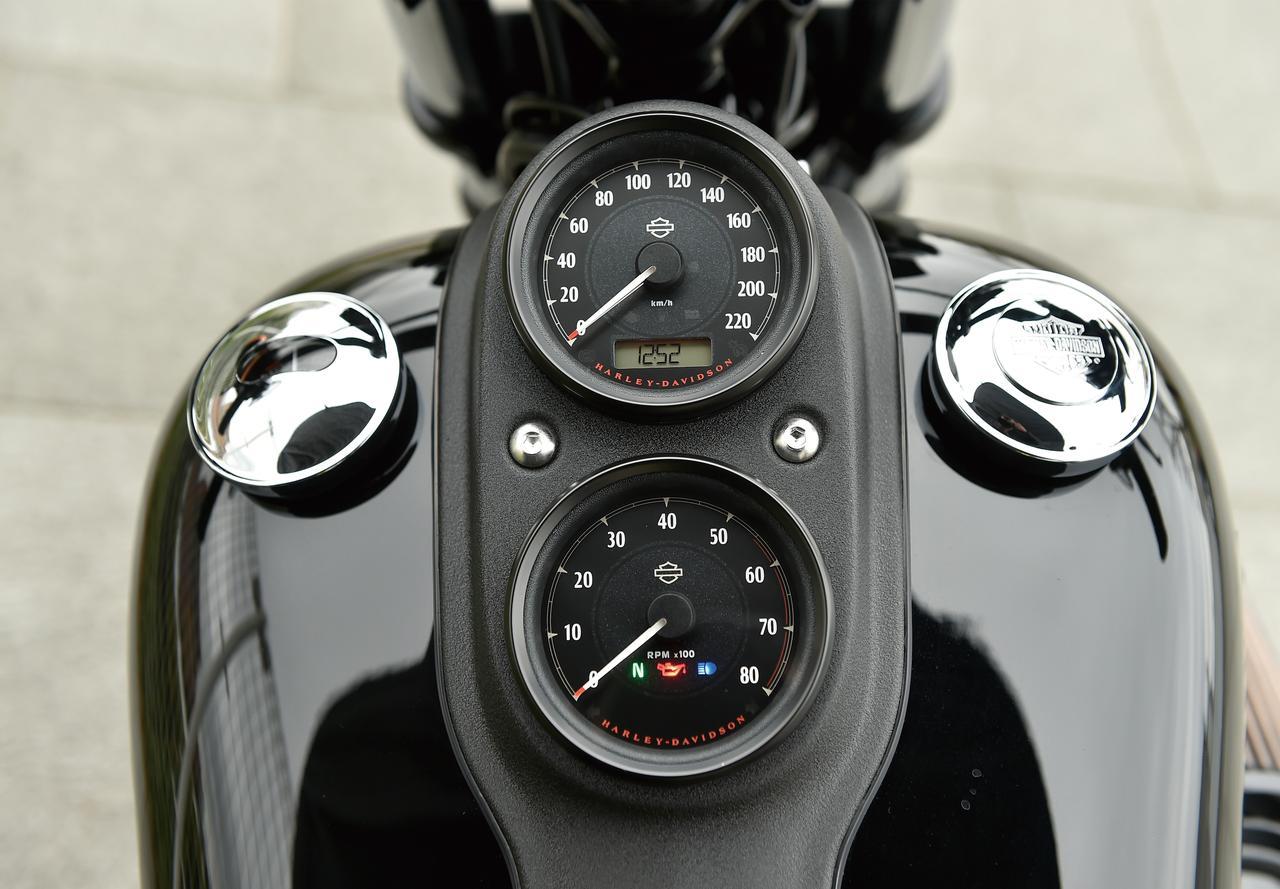 Images : 17番目の画像 - HARLEY-DAVIDSON LOW RIDER S - webオートバイ