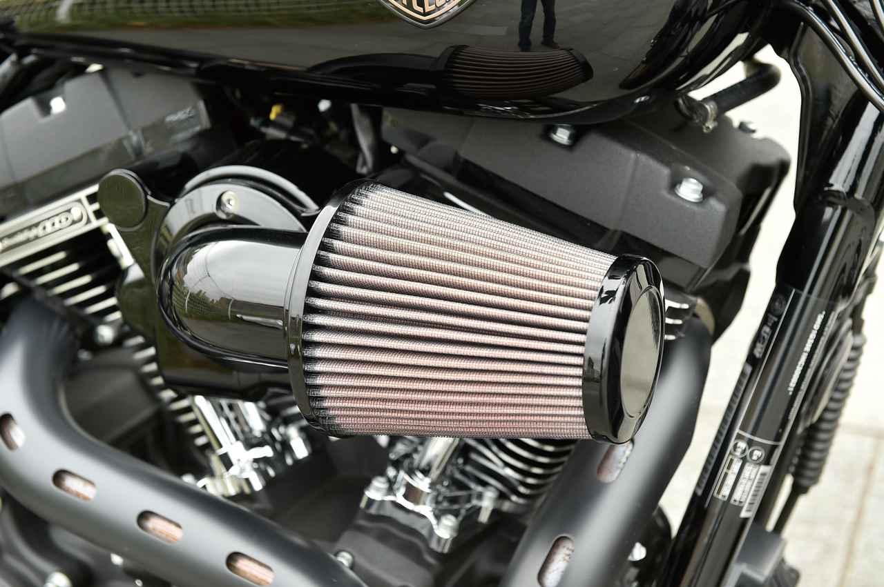 Images : 14番目の画像 - HARLEY-DAVIDSON LOW RIDER S - webオートバイ