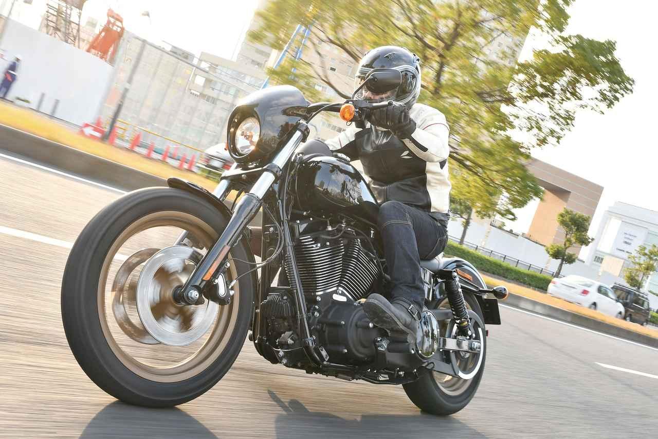 Images : 3番目の画像 - HARLEY-DAVIDSON LOW RIDER S - webオートバイ