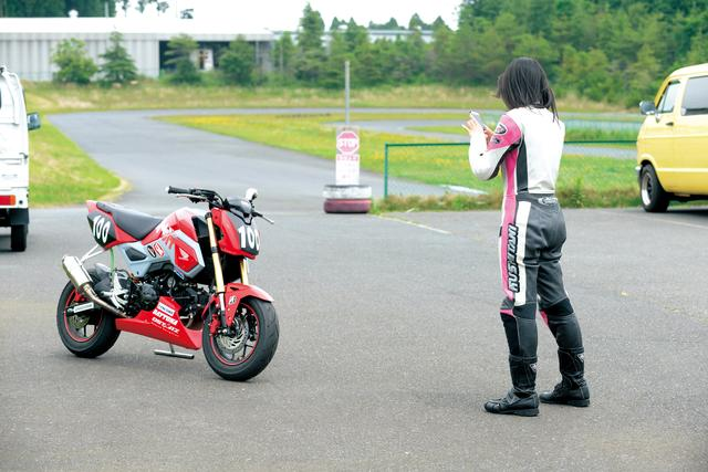 画像2: オートバイ誌連載の「梅日和」バックナンバーをお届け!