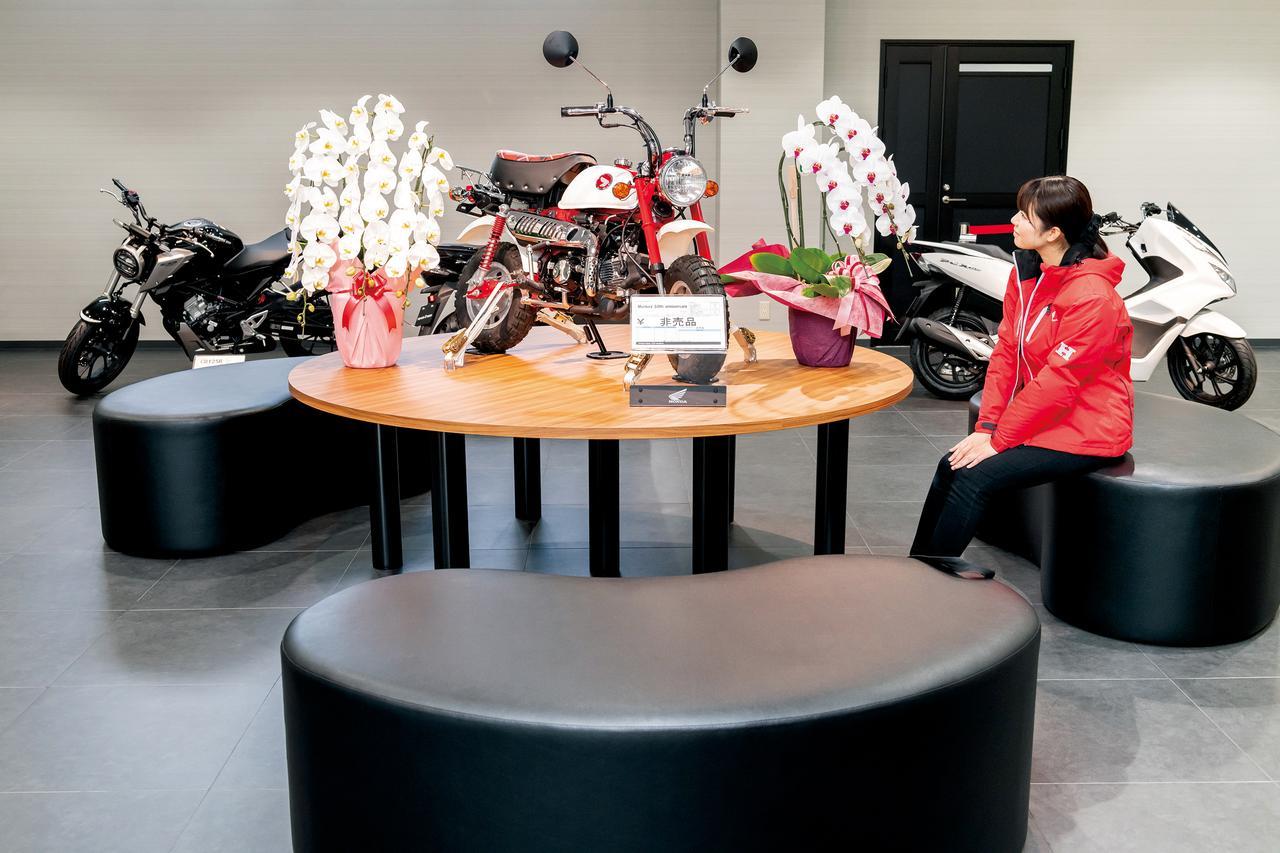 Images : 10番目の画像 - Honda Dream 仙台六丁の目 - webオートバイ