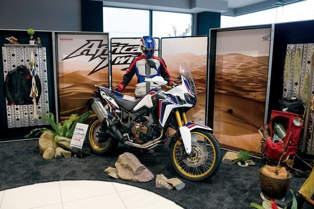 画像: 251㏄以上のホンダ製バイクが購入できるのは、ホンダドリームだけ!