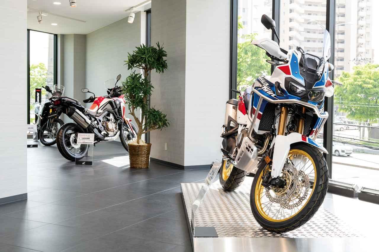 Images : 9番目の画像 - Honda Dream 仙台六丁の目 - webオートバイ
