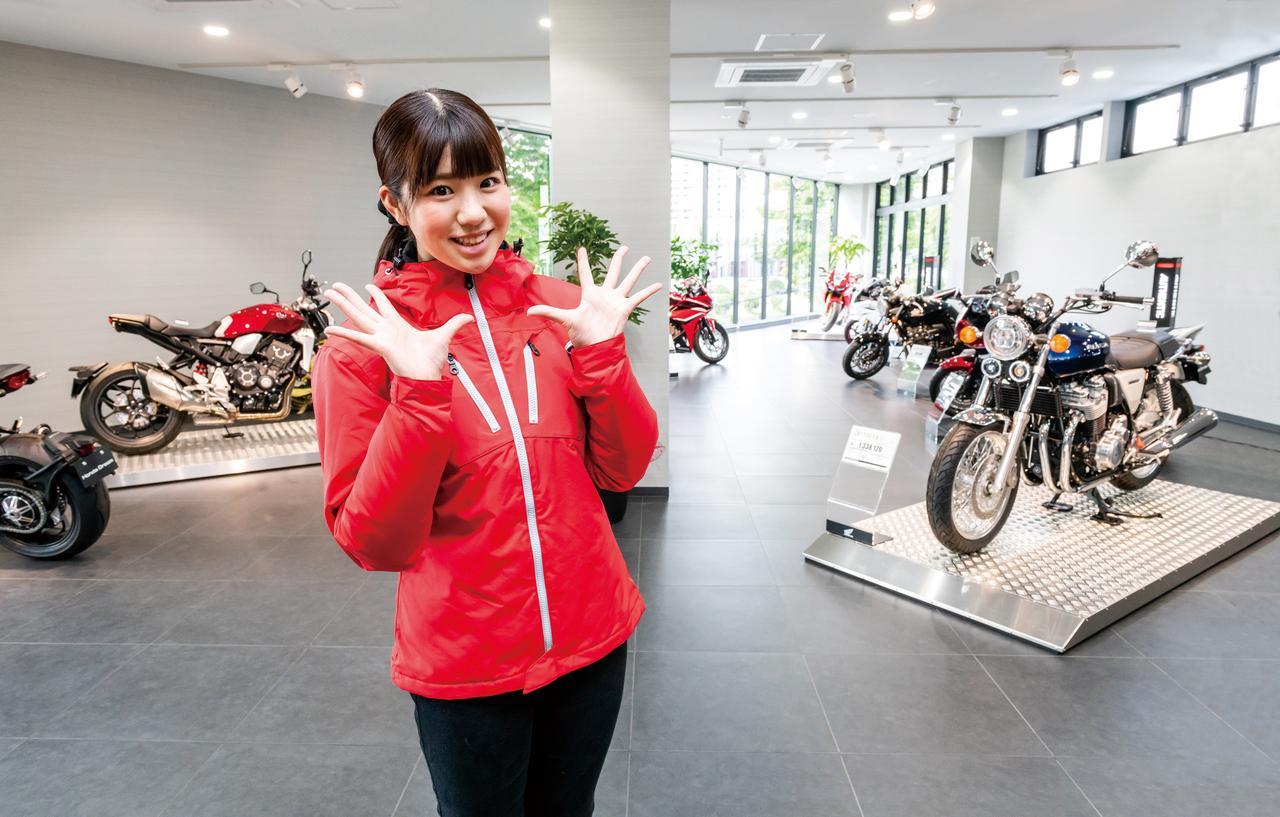 Images : 2番目の画像 - Honda Dream 仙台六丁の目 - webオートバイ