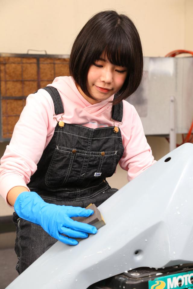 画像4: 塗装に使うアイテムなど紹介