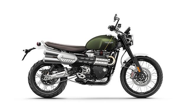 画像: THE DEFINITIVE STREET FIGHTER – LOW RIDE HEIGHT (LHR) MODEL | Triumph Motorcycles