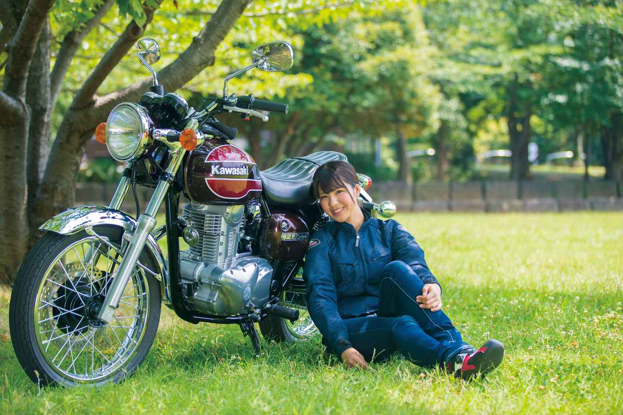 Images : 16番目の画像 - KAWASAKI ESTRELLA FINAL EDITION - webオートバイ