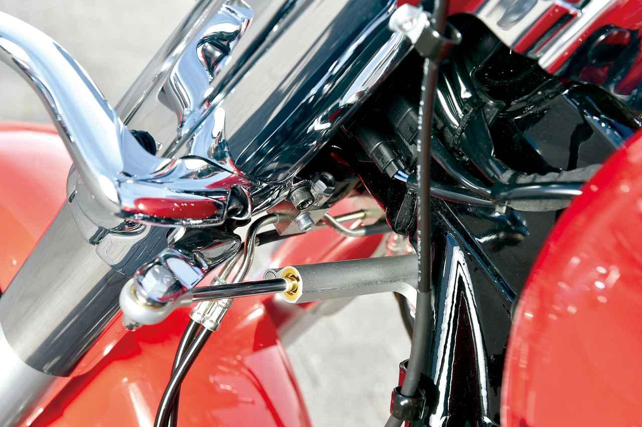 Images : 10番目の画像 - HARLEY-DAVIDSON FREEWHEELER[FLRT] - webオートバイ