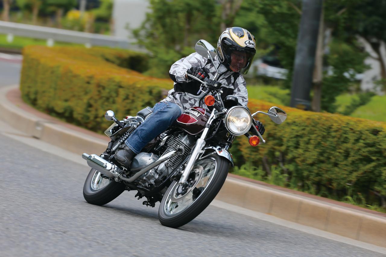 Images : 2番目の画像 - KAWASAKI ESTRELLA FINAL EDITION - webオートバイ