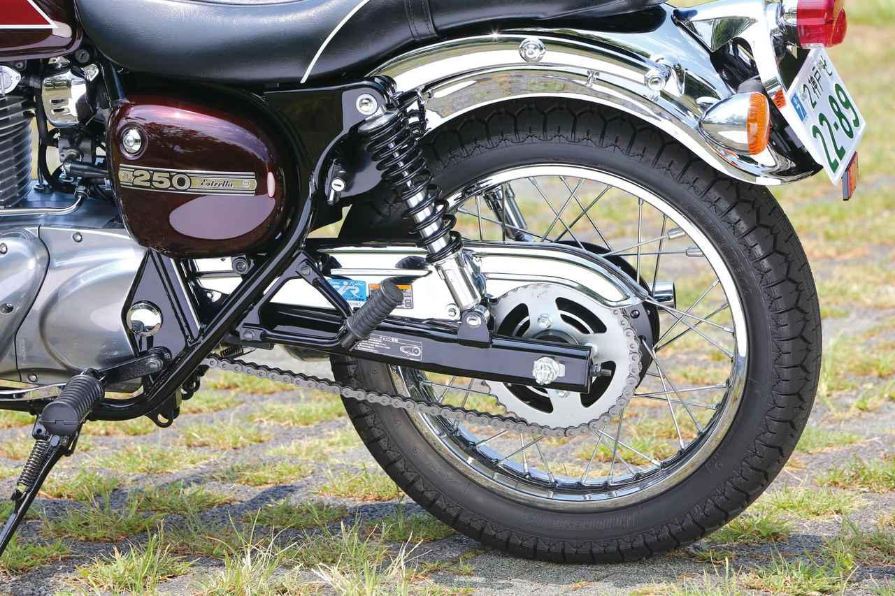 Images : 10番目の画像 - KAWASAKI ESTRELLA FINAL EDITION - webオートバイ
