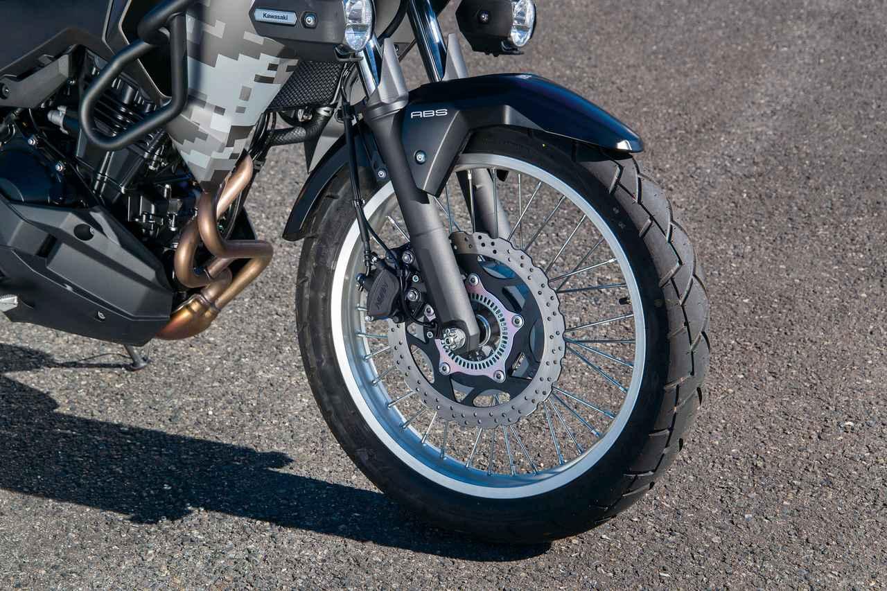 Images : 10番目の画像 - KAWASAKI VERSYS-X250 TOURER - webオートバイ