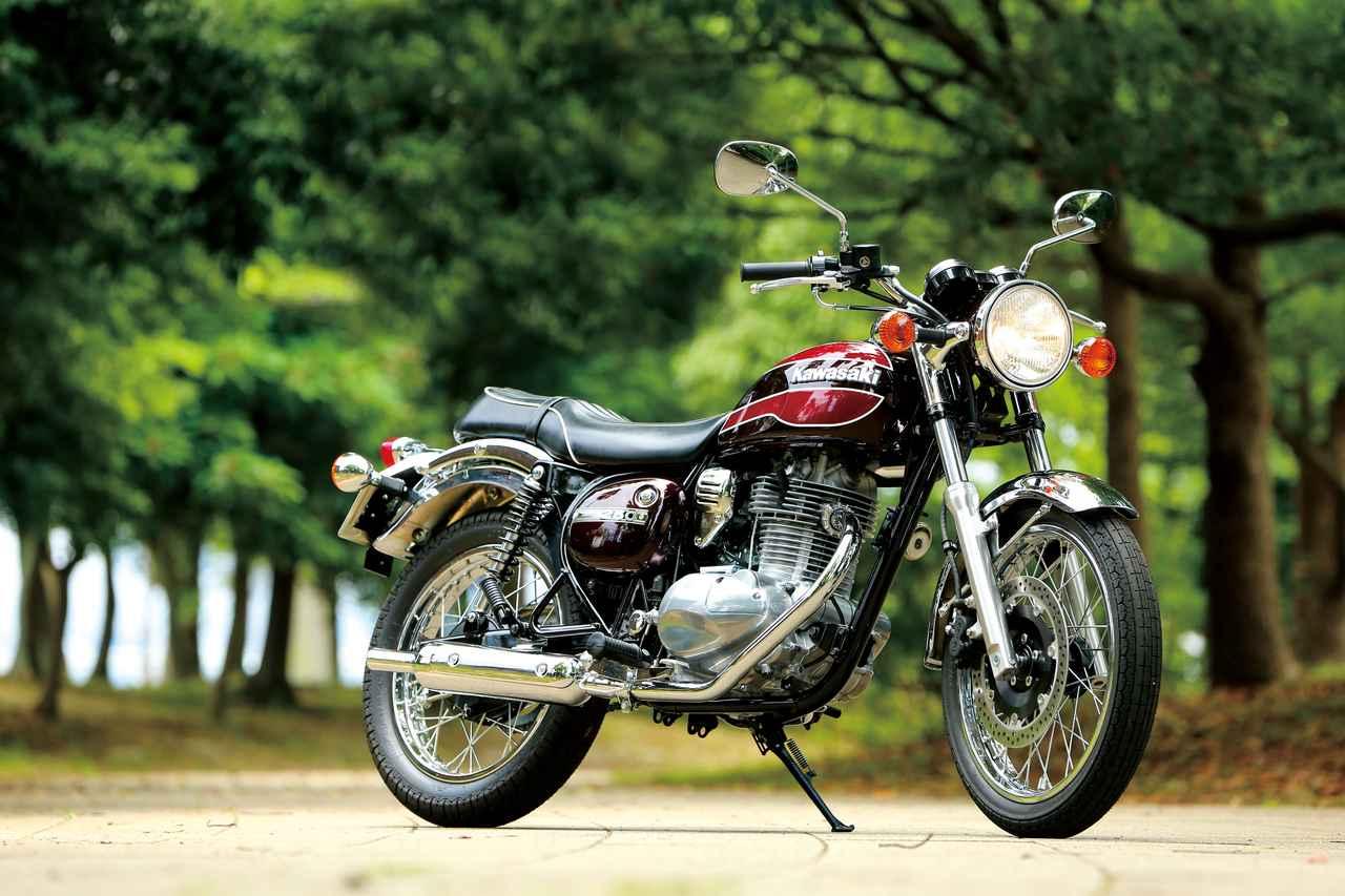 Images : 1番目の画像 - KAWASAKI ESTRELLA FINAL EDITION - webオートバイ