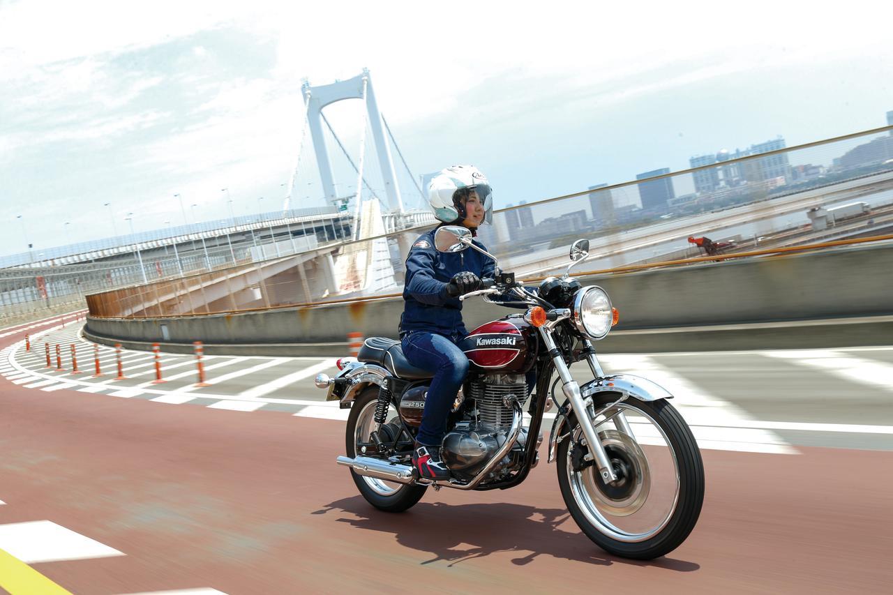 Images : 13番目の画像 - KAWASAKI ESTRELLA FINAL EDITION - webオートバイ
