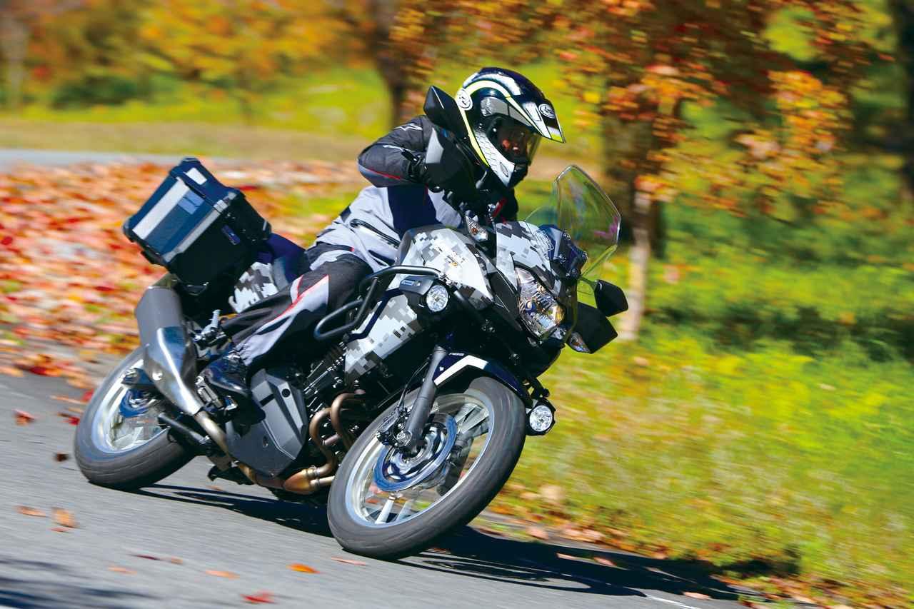 Images : 1番目の画像 - KAWASAKI VERSYS-X250 TOURER - webオートバイ