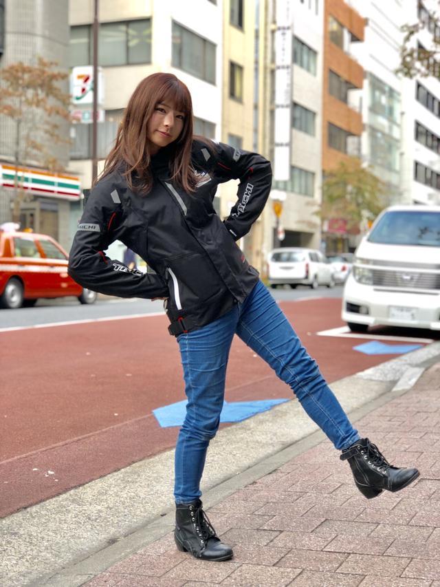 画像: みうみう(身長 158cm)