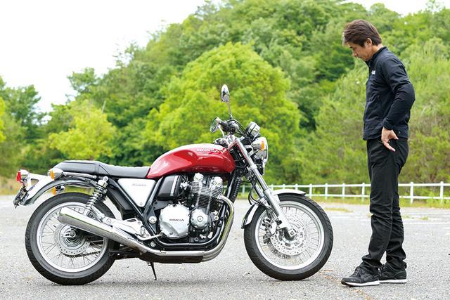 """画像: 「EXは全体のバランスが非常に良いオートバイですね。普段この企画では気に入ったポイント3点選ぶのですが。EXは""""全体""""を上げたい1台と言えます」"""