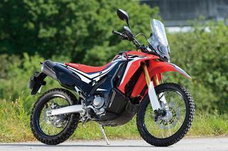 HONDA CRF250 RALLY Type LD
