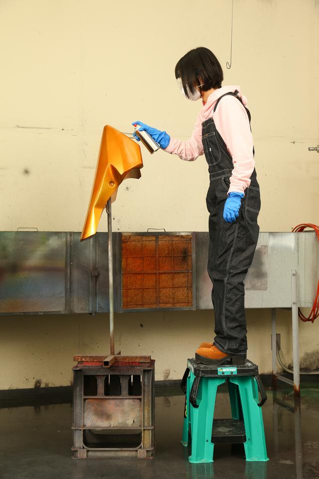 画像1: 塗装に使うアイテムなど紹介
