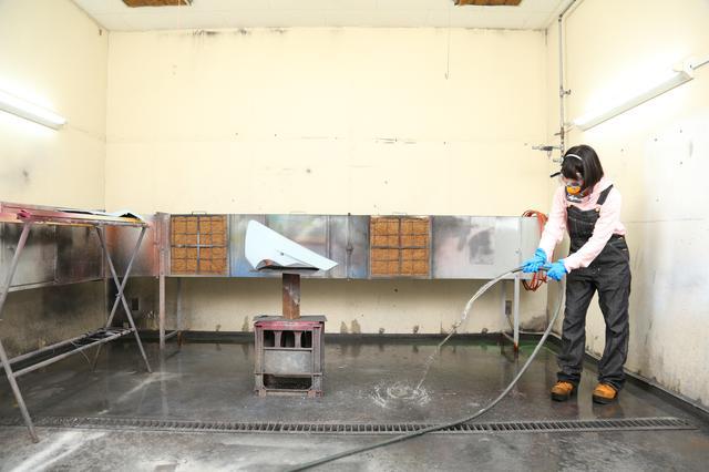 画像2: 塗装に使うアイテムなど紹介