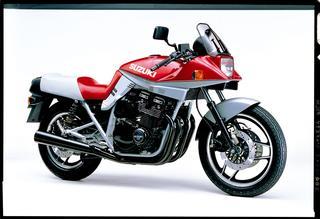 1984年GSX1100S KATANA[SE]