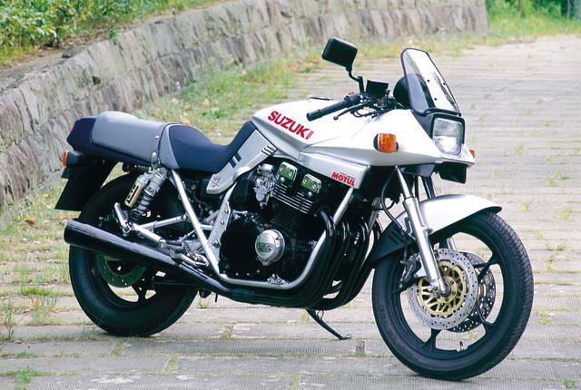 画像: 2000年 SUZUKI GSX1100S KATANA[Final Edition]