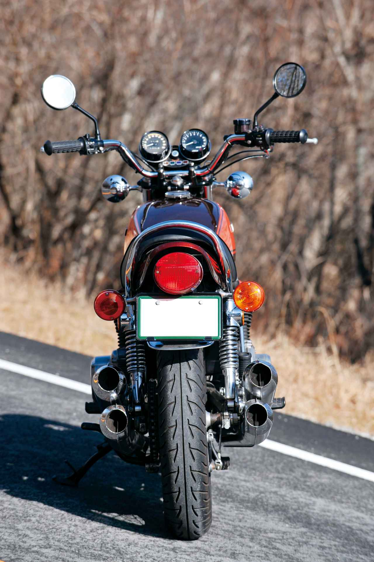 Images : 3番目の画像 - 1973年 KAWASAKI 750RS[Z2] - LAWRENCE - Motorcycle x Cars + α = Your Life.
