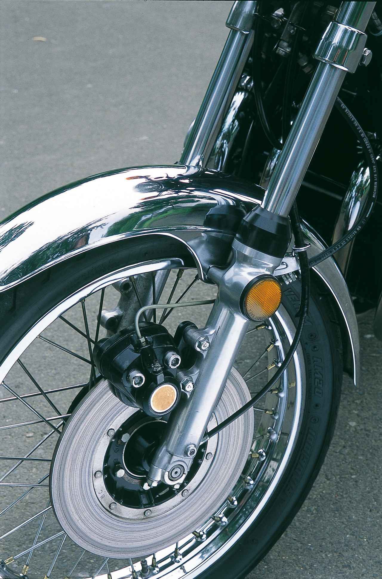 Images : 9番目の画像 - 1973年 KAWASAKI 750RS[Z2] - webオートバイ